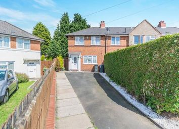 Thumbnail 3 bed end terrace house for sale in Fieldhead Road, Tyseley, Birmingham, West Midlands