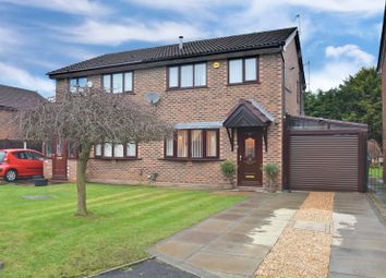 Thumbnail 3 bedroom semi-detached house for sale in Millers Close, Sale