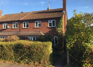 Thumbnail 3 bed semi-detached house for sale in Winslow Field, Great Missenden