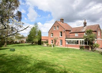 Thumbnail 6 bed detached house for sale in Briningham, Melton Constable, North Norfolk