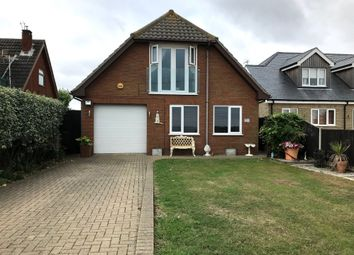Thumbnail 3 bed detached house for sale in California Avenue, Scratby, Great Yarmouth