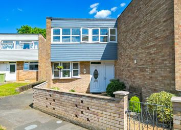 Thumbnail 3 bed end terrace house for sale in Gairloch Close, Bletchley