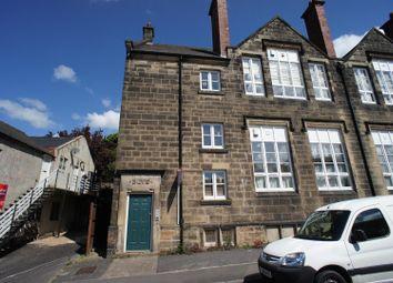 Thumbnail 1 bedroom studio to rent in St. John's School, The Butts, Belper