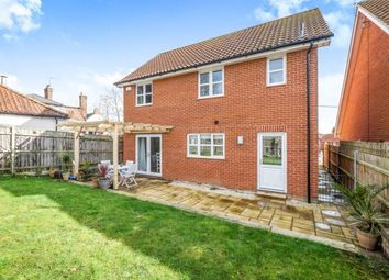 Thumbnail 4 bedroom detached house for sale in Beccles, Suffolk