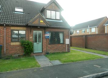 Thumbnail 1 bedroom end terrace house for sale in Steven Drive, Bilston