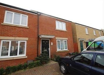 Thumbnail 3 bedroom end terrace house for sale in Sanders Close, Swindon