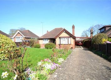 Thumbnail 3 bed detached bungalow for sale in Redhatch Drive, Earley, Reading
