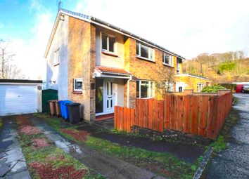Thumbnail 3 bed semi-detached house for sale in Stakehill, Largs