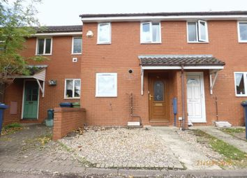 Thumbnail 2 bed terraced house to rent in Middlehay Court, Bishops Cleeve, Cheltenham