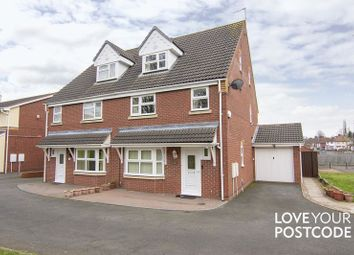 Thumbnail 6 bed semi-detached house for sale in Manor Road, Smethwick, West Midlands