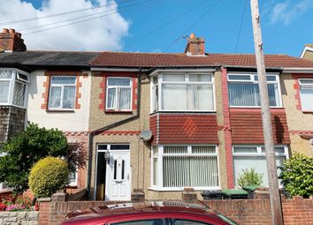 3 bed terraced house for sale in Highfield Road, Gosport PO12