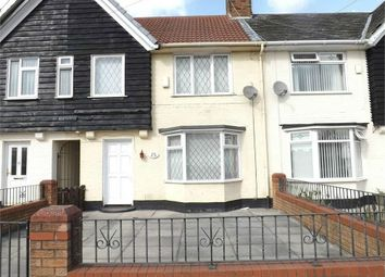 Thumbnail 3 bed terraced house for sale in Liverpool Road, Page Moss, Liverpool, Merseyside