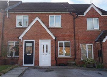 Thumbnail 2 bedroom terraced house to rent in Haycroft Gardens, Mastin Moor, Chesterfield