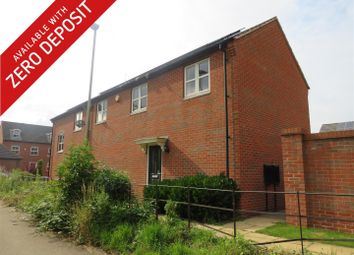 Thumbnail 2 bed mews house to rent in Discovery Road, Leicester