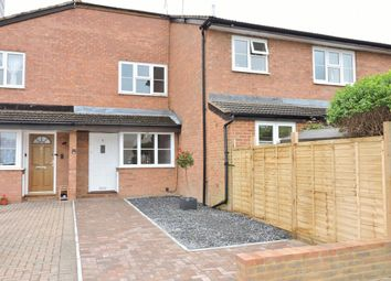 Thumbnail 1 bed terraced house for sale in Tregaron Gardens, New Malden