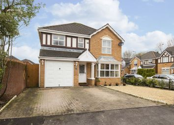 Thumbnail 4 bed detached house for sale in Manor Park, St. Brides Wentlooge, Newport