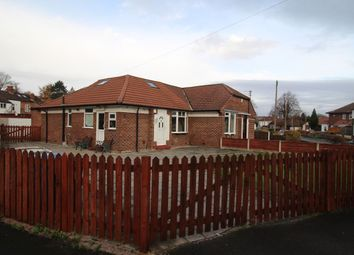 Thumbnail 2 bed bungalow for sale in Tennyson Road, Cheadle