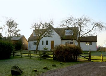 Thumbnail 4 bed detached house for sale in Burtons Lane, Chalfont St. Giles, Buckinghamshire