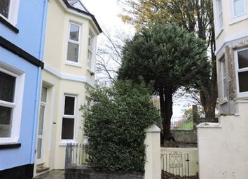 Thumbnail 2 bed terraced house to rent in Pellew Place, Stoke, Plymouth