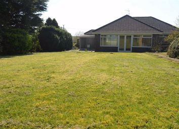 Thumbnail 3 bedroom detached bungalow for sale in Tirmynydd Road, Three Crosses, Swansea