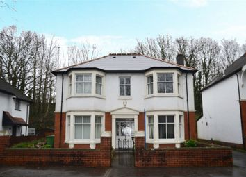 Thumbnail 4 bed detached house for sale in Ty Draw Road, Penylan, Cardiff, South Glamorgan