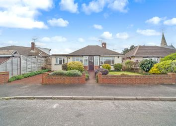 Thumbnail 2 bed bungalow for sale in St Johns Close, Higham, Rochester, Kent