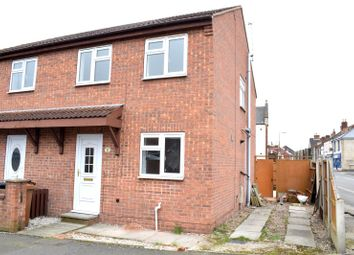 Thumbnail 3 bed semi-detached house to rent in Stratford Street, Ilkeston, Derbyshire