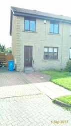 Thumbnail 3 bed semi-detached house to rent in Carpenters Wynd, Alloa