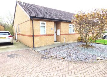 Thumbnail 2 bed semi-detached bungalow for sale in Windsor Gardens, Somersham, Huntingdon
