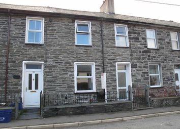 Thumbnail 2 bed terraced house to rent in 30 Dorvil Street, Blaenau Ffestiniog, Gwynedd