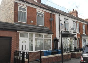 Thumbnail 3 bedroom terraced house for sale in Alliance Aveune, Hull