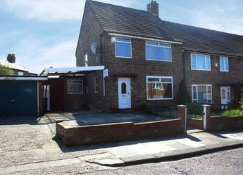 Thumbnail 3 bed semi-detached house for sale in Bavington Drive, Newcastle Upon Tyne, Tyne And Wear