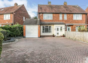 3 bed semi-detached house for sale in Cranmore Boulevard, Shirley, Solihull B90
