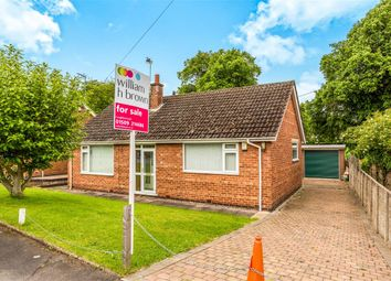 Thumbnail 2 bed detached bungalow for sale in The Paddock, Shepshed, Loughborough