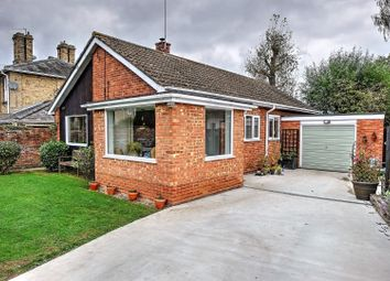 Thumbnail 3 bed detached bungalow for sale in St. Georges Road, Beccles