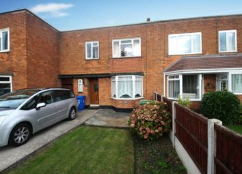 3 bed terraced house for sale in Haddon Close, Chesterfield, Derbyshire S40
