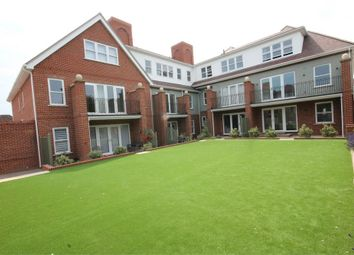 Thumbnail 2 bed flat for sale in Glenmore, Harold Road, Frinton-On-Sea