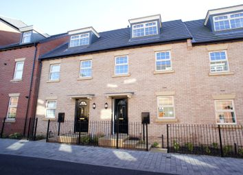 Thumbnail 3 bed property to rent in Baseball Drive, Derby
