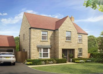 "Thumbnail 4 bed detached house for sale in ""Winstone"" at Warminster Road, Beckington, Frome"