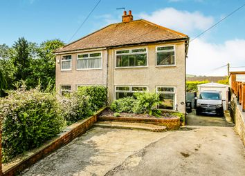 Thumbnail 3 bedroom semi-detached house for sale in Pye Nest Drive, Halifax