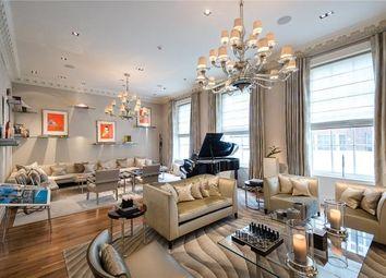 Thumbnail 4 bedroom flat to rent in Upper Grosvenor Street, Mayfair, London