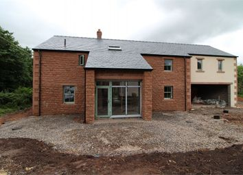 Thumbnail 4 bedroom detached house for sale in Little Salkeld, Penrith, Cumbria