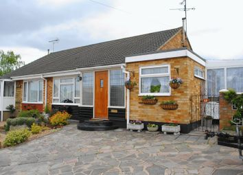 Thumbnail 2 bed semi-detached bungalow for sale in Hickling Close, Leigh-On-Sea