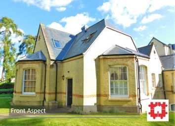 Thumbnail 2 bed flat for sale in Kingsley Avenue, Fairfield Hall, Stotfold, Herts