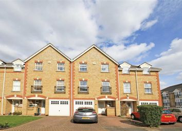 Thumbnail 3 bed property to rent in Draper Close, Isleworth