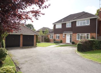 4 bed detached house for sale in Squarefield Gardens, Hook RG27