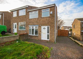 Thumbnail 2 bedroom semi-detached house for sale in Oldgate, Eston-Under-Nab, Middlesbrough