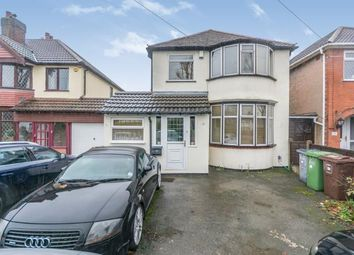 3 bed detached house for sale in Delrene Road, Shirley, Solihull, West Midlands B90