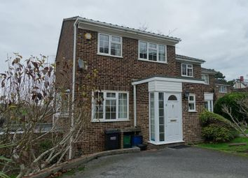 Thumbnail 4 bed end terrace house to rent in Hillview Close, Purley, Surrey