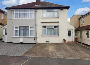 Thumbnail 2 bed semi-detached house for sale in Birch Grove, Welling, Kent